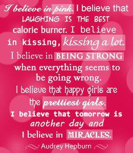 Here is a compilation of girly quotes on love, friendship, life, etc ...