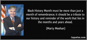 Black History Month must be more than just a month of remembrance; it ...