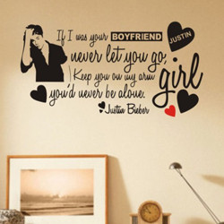 ... wall-stickers-home-decoration-for-children-girl-wall-quotes-mural-wall