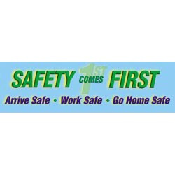 Safety Banners Accuform MBR833