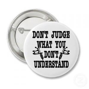 being judgemental 300x300 Being Judgemental.