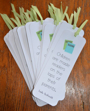 bookmarks for parents