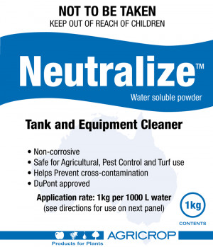 To neutralize acidic chemicals and chemical residues. To reduce pump ...