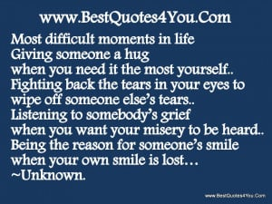 grief quotes – uplifting quotes best quotes 4 you page 55 [960x720 ...
