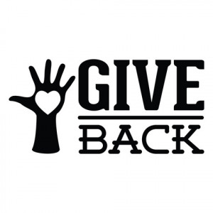 Home › Give Back - Office Quote Wall Decals