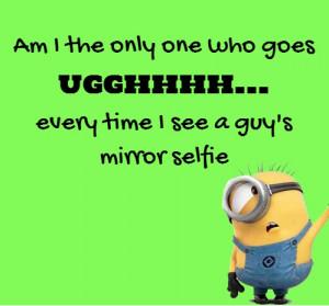 Mirror Selfies....
