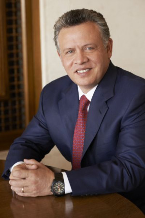 In His Own Words: King Abdullah II of Jordan