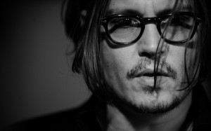 Johnny Depp sweet or what!