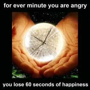 Don't let anger take over