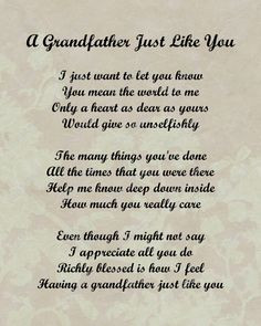 ... ://www.etsy.com/listing/118483919/grandfather-poem-love-poem-instant