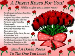 Dozen Roses For You!!!! photo ADozenRosesForYOU.jpg