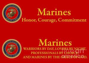 marine sayings 7 poster marine sayings 7 by tim mulina