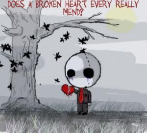 Broken hearts Broken heart