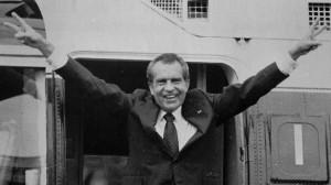 President Nixon's racist views recorded (USA)