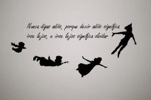 peter pan #spanish quotes #disney movies