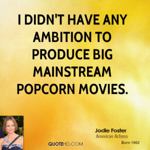 Jodie Foster Movies Quotes
