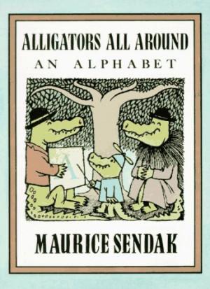 Alligators All Around - Hardcover