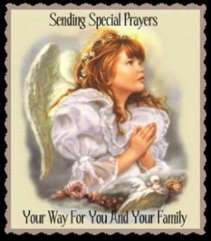 Sending Prayers Your Way!