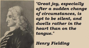 Henry fielding famous quotes 4