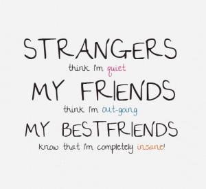 Sensational Best Friend Quotes
