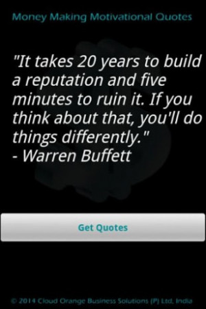 View bigger - Money-Making Motivation Quotes for Android screenshot