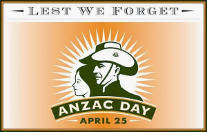 Happy Anzac Day 2014 Quotes For Kids, Sayings, Facts, Poems, Songs