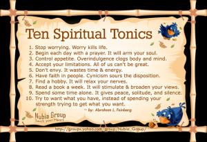 Spiritual Family Quotes