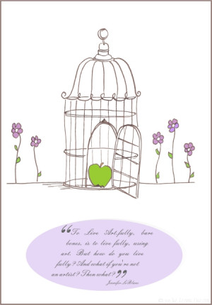 Caged Bird Quotes