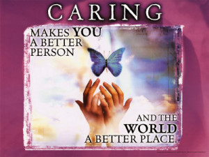 Caring Poster - AllPosters.co.uk