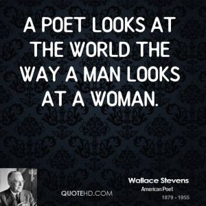 Wallace Stevens Quotes About Love