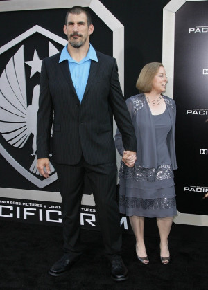Robert Maillet The Premiere Pacific Rim