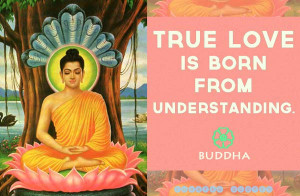 21 Love Quotes by Buddha