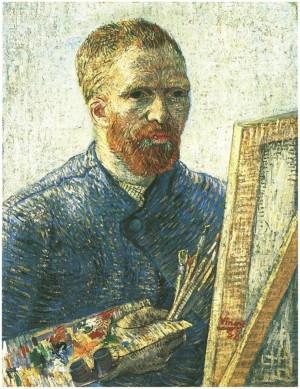 of famous artists self portraits of famous artists self portrait 1889 ...