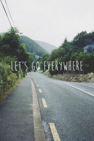 Inspiration. Travel.