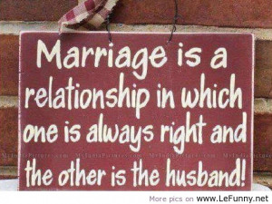 Funny marriage quotes . marriage picture