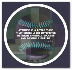 Baseball Quotes About Success Success and failure quote