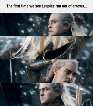 Funny Legolas Quotes