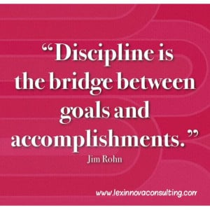 man. #jimrohn #quotes #discipline #goals #goal #accomplishment ...
