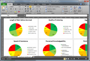 ... Questions and Reports , to implement your customer satisfaction survey