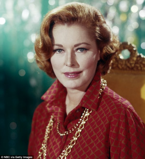 Passed away: Sound Of Music star Eleanor Parker died on Monday at the ...