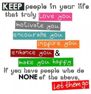 Keep these people in your life, good morning quotes, relationships ...