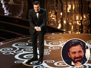 Seth MacFarlane jabs the Academy on Ben Affleck's behalf, Jennifer ...