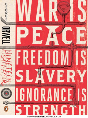 Nineteen Eighty-Four by George Orwell (Penguin, 2009)