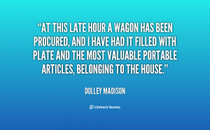 Madison Quotes