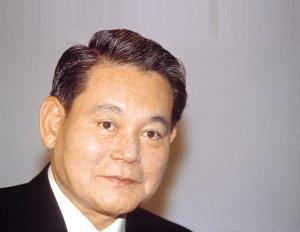 Lee Kun Hee CEO von Samsung Electronics