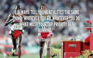 Quotes About Athletes