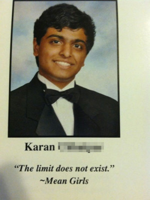 funny yearbook quotes mean girls