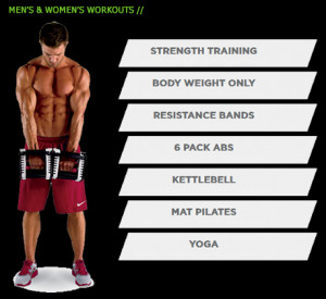 Men's Workout Programs