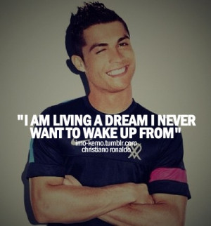 Best Motivational quotes on football by Ronaldo Messi