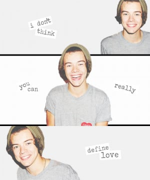 Harry Styles Harry Quotes♥